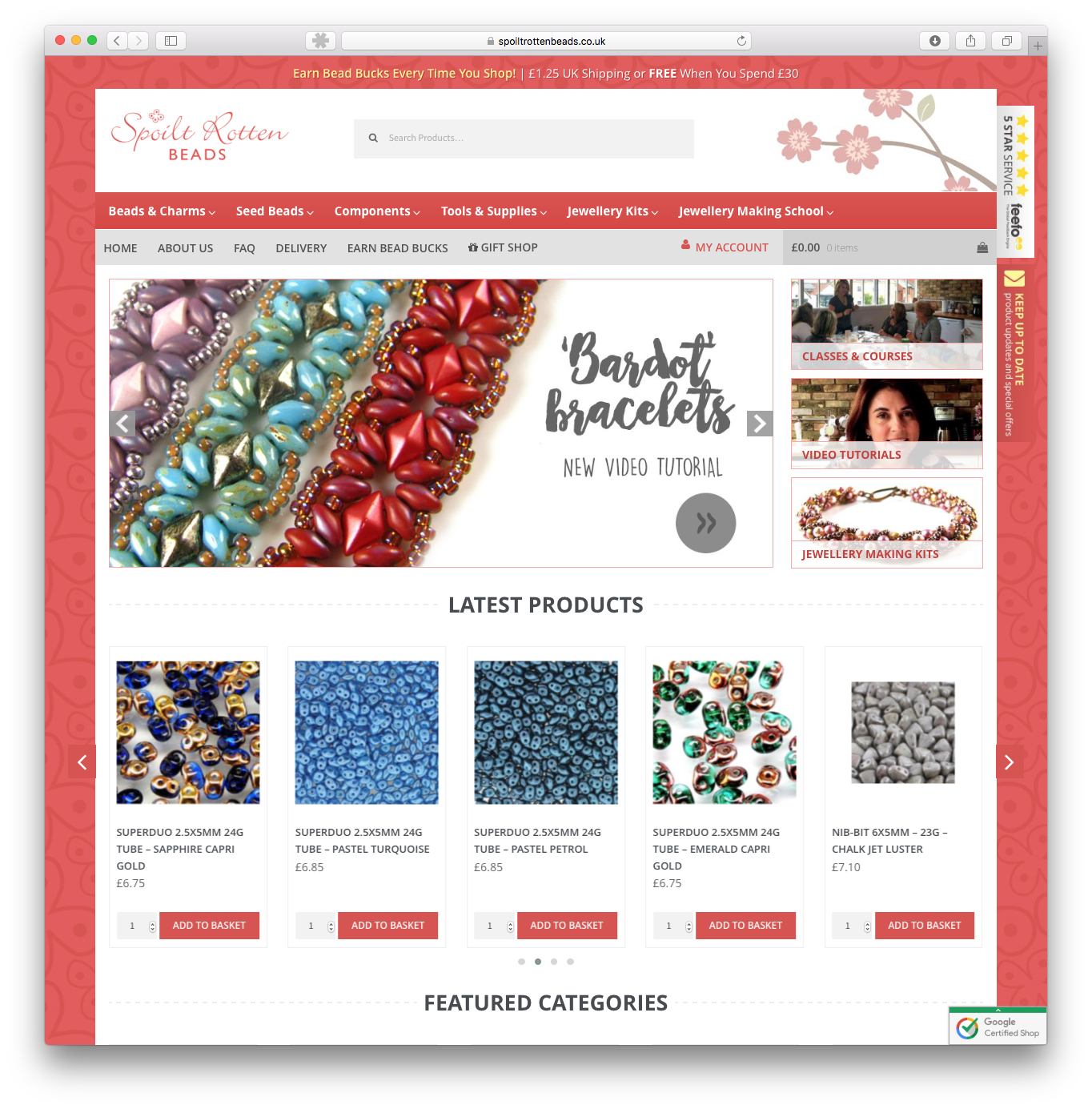 eCommerce Website Design Cambridge